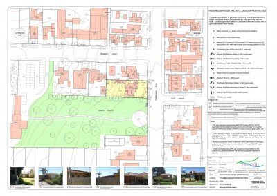 Neighbourhood & Site Description Plan – 113 Cumberland Road, Pascoe Vale