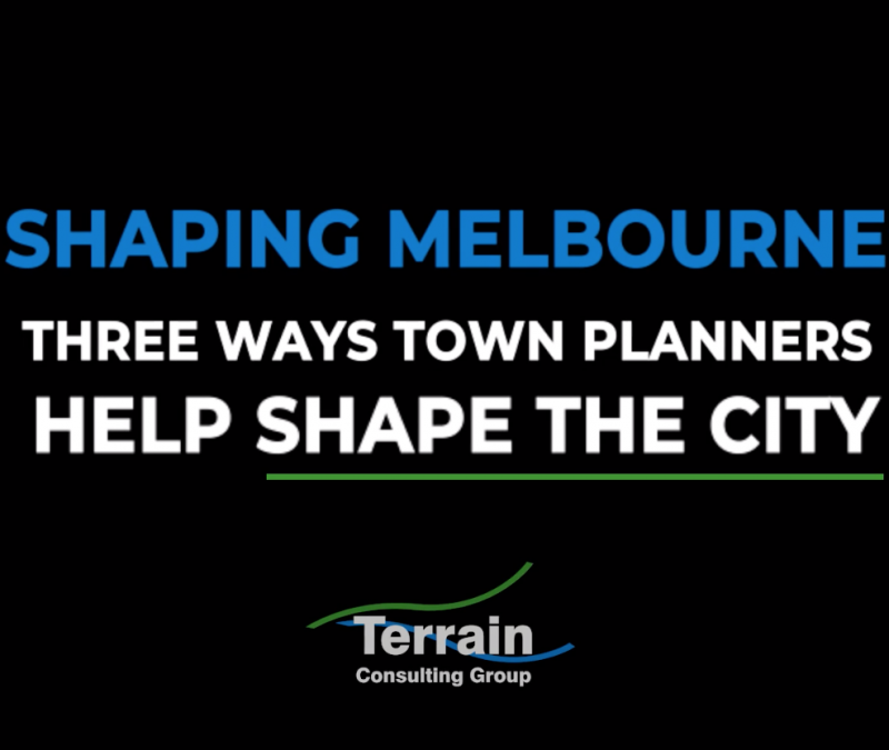 Shaping Melbourne: Three ways Town Planners help shape the city