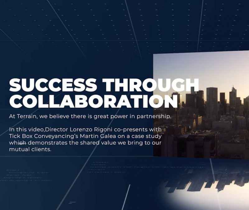 Success Through Collaboration